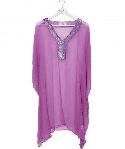 tunic-tunics-beach-tunic-cover-ups-kaftan-kaftans-chiffon-sequins-beads-resort-wear-cruise-wear-miss-tunica-paloma-lilac