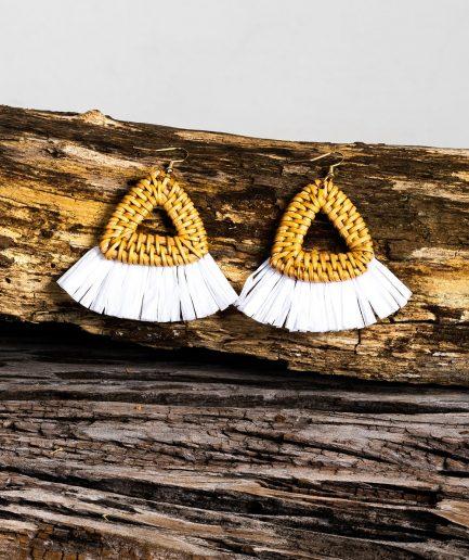 Minerva earrings triange shape